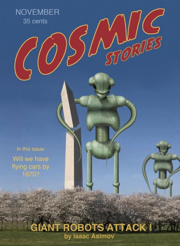 Cosmic Stories