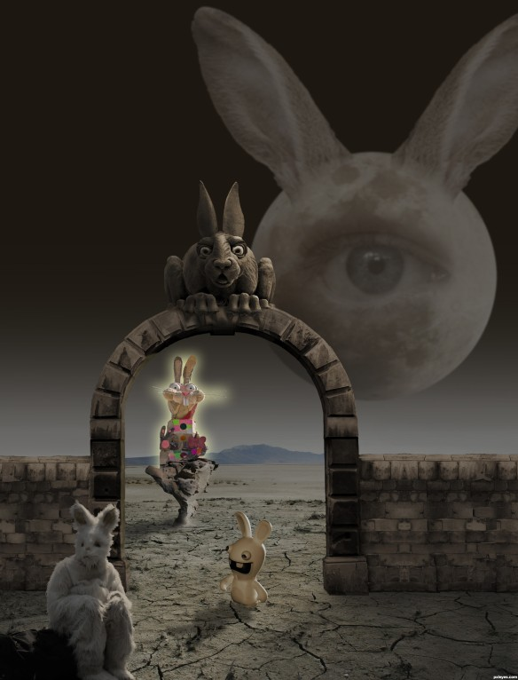 Insane Bunny World